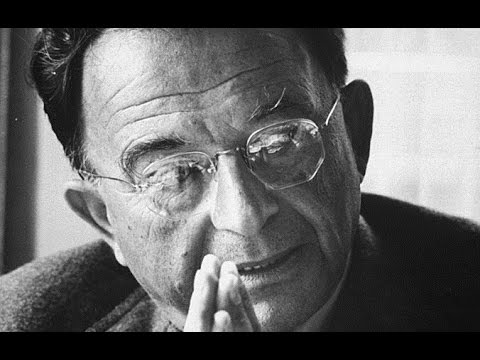 Erich Fromm on Sigmund Freud - Man is not a thing (1962)