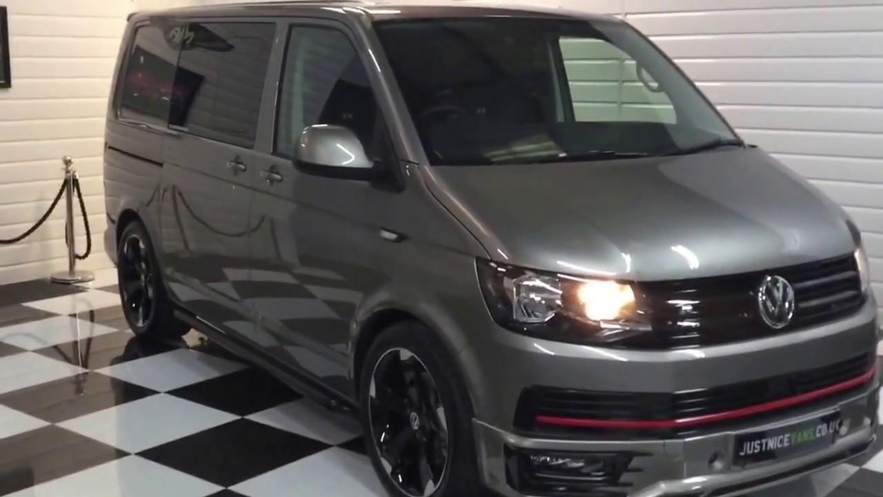 2017 17 volkswagen transporter t6 highline 2 0 tdi 150bhp kombi dsg auto for sale youtube. Black Bedroom Furniture Sets. Home Design Ideas