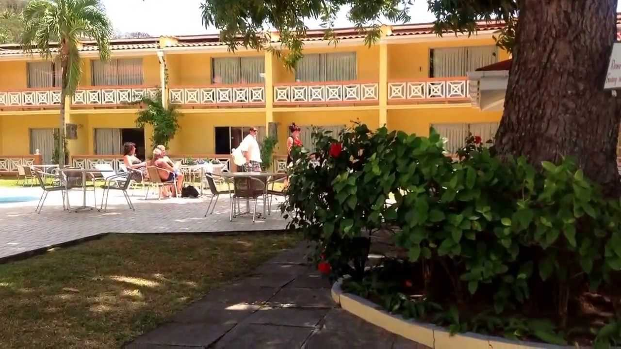 Sunset Shores Beach Hotel St Vincent Grenadines