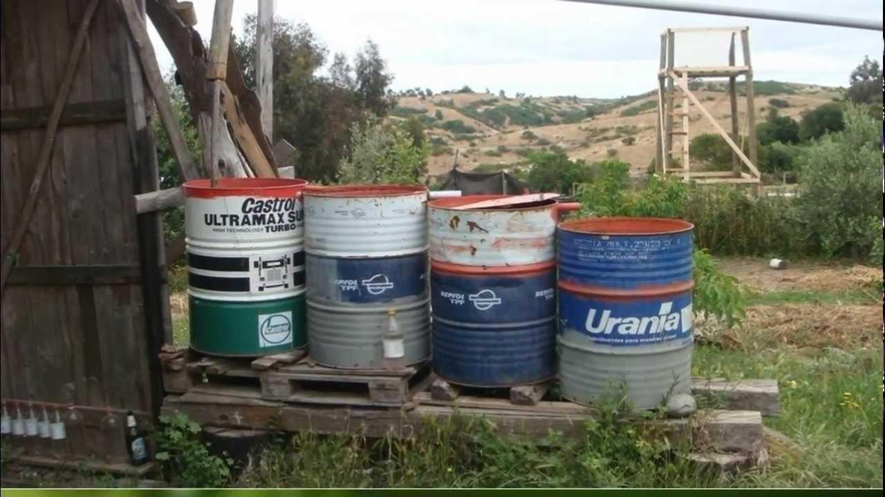 T cnicas de cosecha de agua de lluvia en chile youtube - Agua de lluvia ...