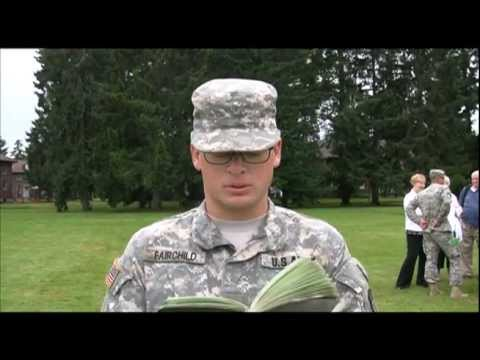 A Cadets Farewell Song