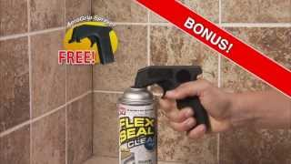 Flex Seal® Clear Commercial (2013) | Flex Seal®