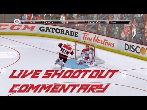 NHL 15: Shootout Commentary - Ottawa Senators