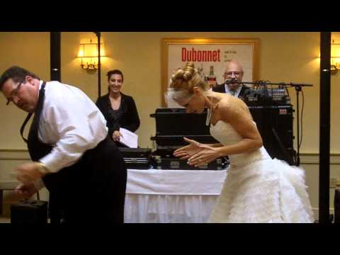 The Best Wedding Dance Ever! A MUST SEE!! Father Daughter Dance With A Twist!!