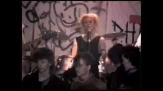 Bluttat 1985 Live Kassenberg Mülheim - Heavens door