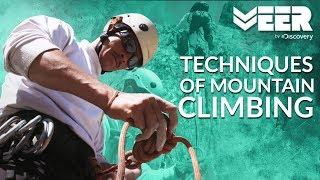 Importance of Techniques in Mountain Climbing   High Altitude Warfare School E2P2