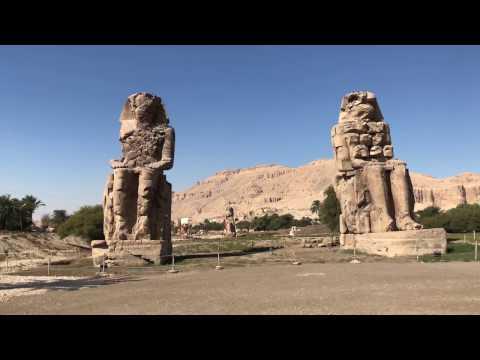 EGYPT / EGYPTE 4K - Luxor / Louxor / الأقصر