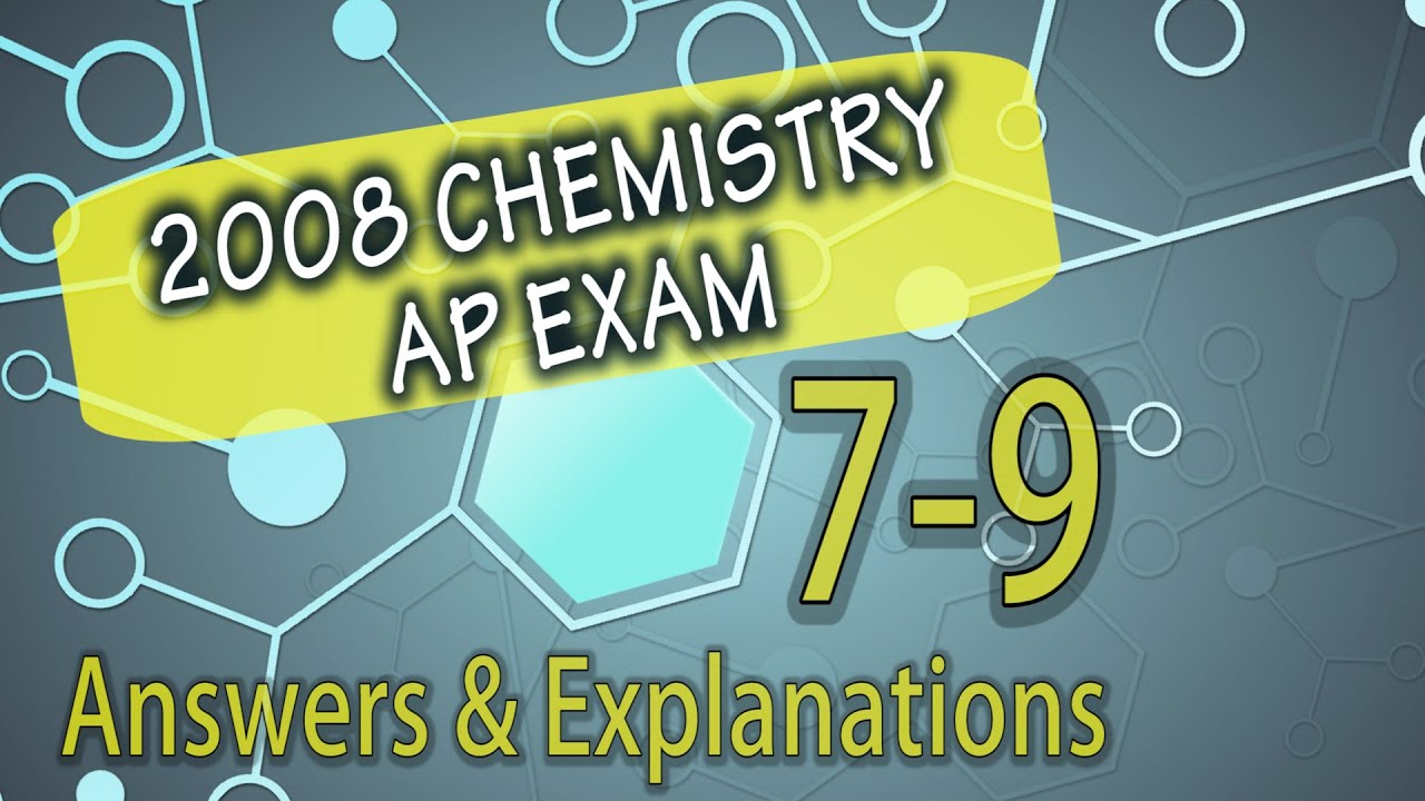 What are the tips to passing AP Chemistry?
