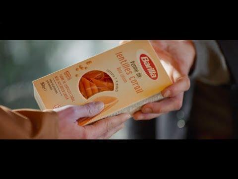 Barilla Masters of Pasta | Penne de Lentilles Corail
