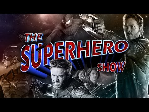 Best Hero? Best Villain? Best Film? - The Superhero Show Mov