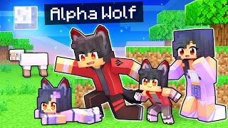 The ALPHA Wolf PACK In Minecraft!