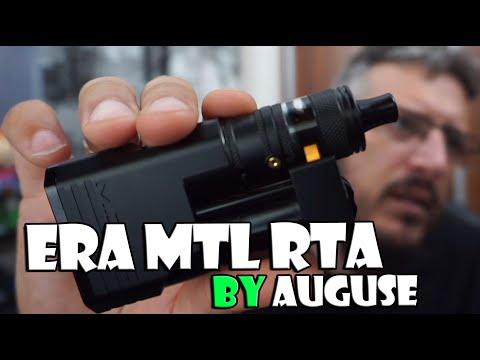 ERA MTL RTA by Auguse & Build - BasilisL (Greek Reviews)