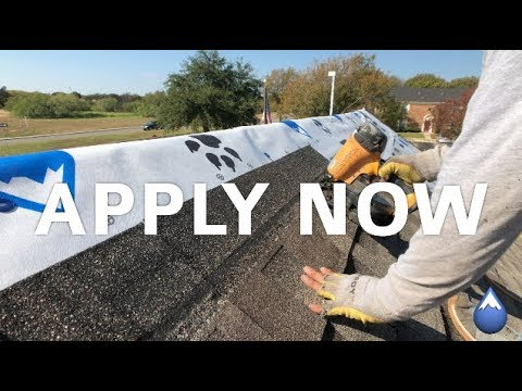 Why You Should Start A Career At Stonewater Roofing