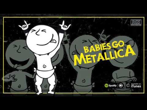 Babies Go Metallica. Full Album. Metallica para bebes