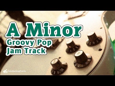 Groovy Pop Love Song Backing Track A Minor 85 Bpm