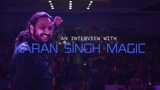 An Interview with Karan Singh Magic || gnoTalks 2018 || Avishkar 2018