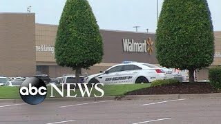 2 Walmart employees shot dead, coworker charged l ABC News