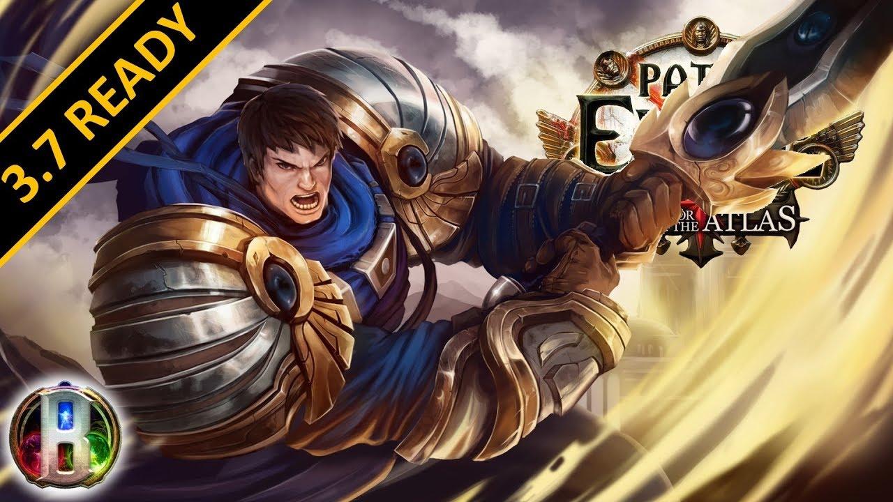 Path of Exile 3 7 - Cyclone Build - Slayer Duelist - Legion