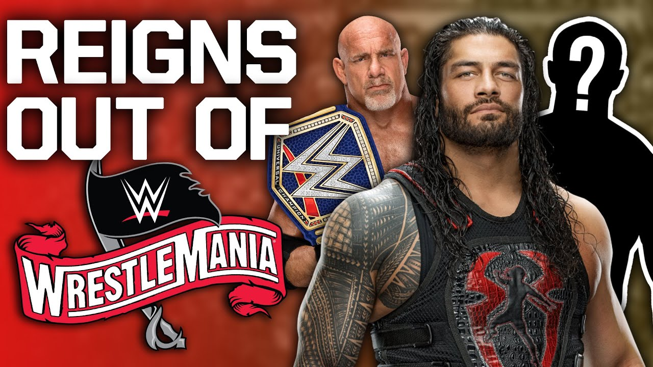 Roman Reigns OUT of WrestleMania 36 match with Goldberg as he ...