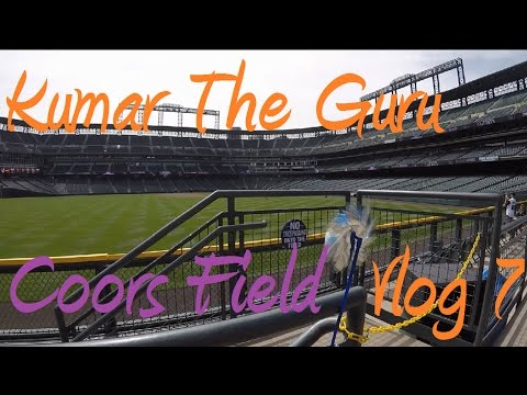 Getting Autographs at Coors Field (Day 2-3) (Vlog #7)