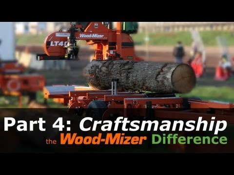 Repeat The Wood-Mizer Difference - Part 6: Customer Training