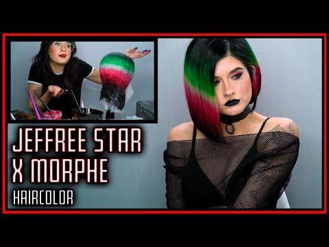 JEFFREE STAR X MORPHE HAIR COLOR thumbnail