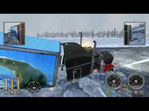 18 колёс: Дрифт на грузовике