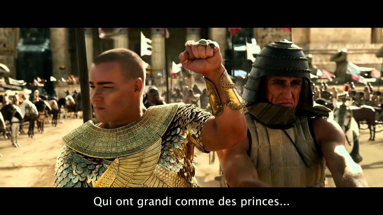 Exodus Gods And Kings L Histoire De Moise Hd Youtube