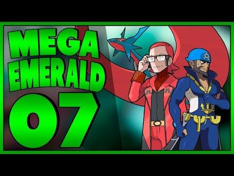 POKÉMON SUPER MEGA EMERALD #07 - MEGA STONE/EQUIPE DE MEGAS! (GBA)