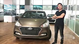 Hyundai Grand i10 sedan 2019, video đánh giá chi tiết nhất chưa từng có