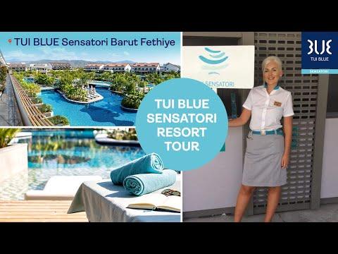 TUI SENSATORI Barut Fethiye | Resort Tour