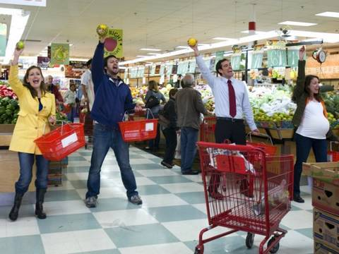 Grocery Store Musical -  Musicals In Real Life Episode 2