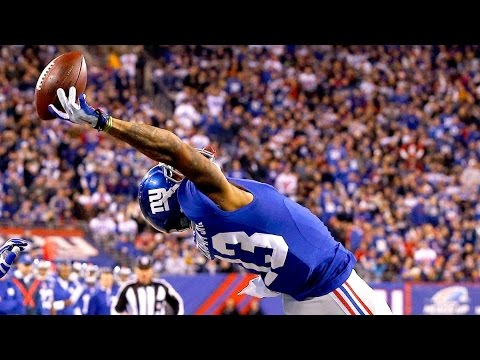 How to catch like Odell Beckham Jr. ( Wide Receiver Catching Drills )