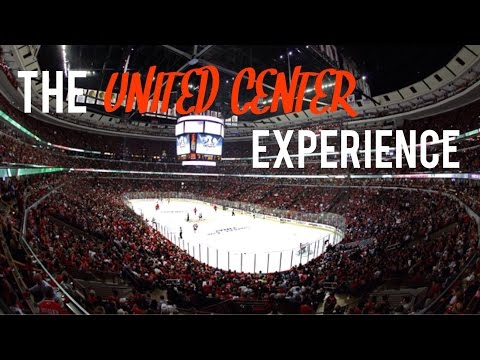 THE UNITED CENTER EXPERIENCE
