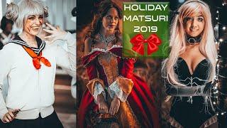COSPLAY MUSIC VIDEO 2020 HOLIDAY MATSURI 2019 ORLANDO COMIC CON CINEMATIC COSPLAY