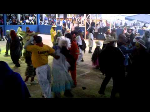 Carnaval del pozo pantepec puebla 2013