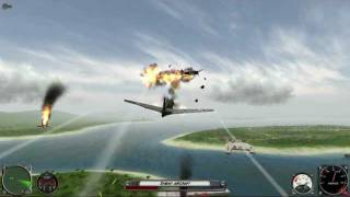 Attack On Pearl Harbor gameplay mission 1 US Campaign