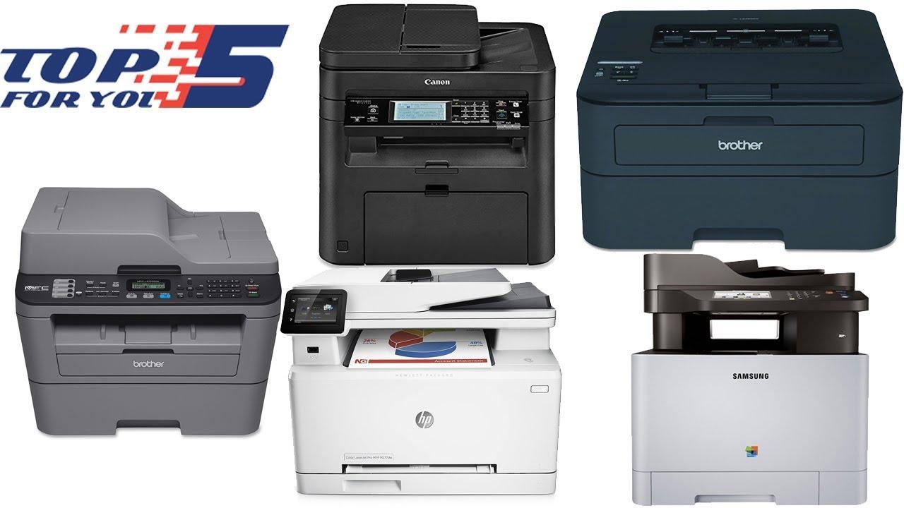 Top 5 Best Laser Printers of 2018