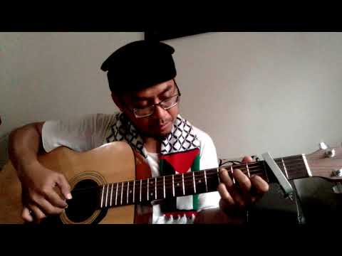 We Will Not Go Down / Song for Gaza (Michael Heart) - Indra Fingerstyle