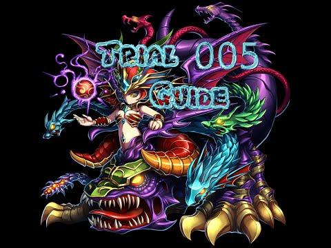 Brave Frontier RPG - Trial 005 [Zevalhua] Guide