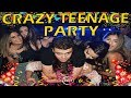 YOU WON'T BELIEVE WHAT HAPPENS AT THIS CRAZY AUSTRALIAN TEENAGE PARTY (Shirls Roasts and Reacts)