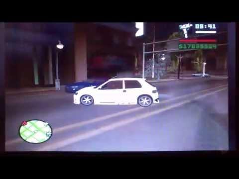 GTA San Andreas-Peugeot 106 Gti