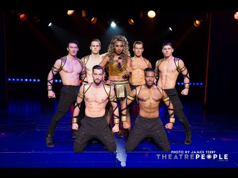 Queen of the Night - Paulini (The Bodyguard Australia)
