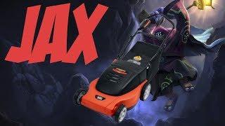 League of Legends : Troll Spotlight Jax - The Lawnmower