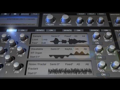 Tone2 Electra2 Synthesis