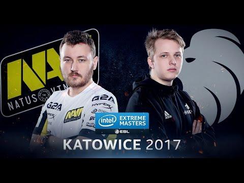 CS:GO - Na'Vi Vs. North [Cbblestone] - Group B - IEM Katowice 2017
