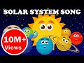 Solar System Song | Nursery Rhymes Sing Along | Planets Song MP3