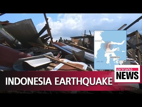 Over 800 dead in Indonesia quake and tsunami, toll may rise