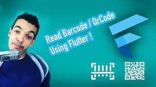 Scan BarCode and QRCode ! Using Flutter  [EN] screenshot 1