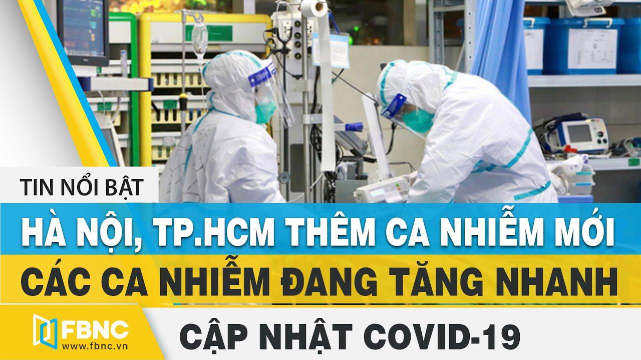 Covid 19 Hom Nay Virus Corona Them 34 Ca Nhiễm Mới Tại Ha Nội Tp Hcm Br Vt đa Nẵng Fbnc Youtube